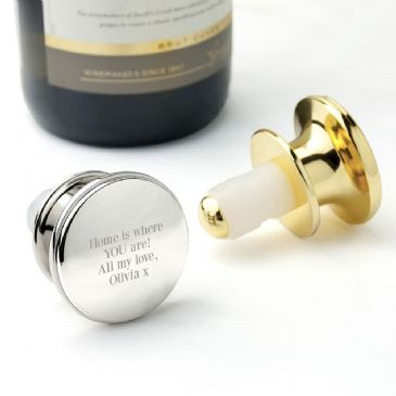 Personalised Bottle Stopper